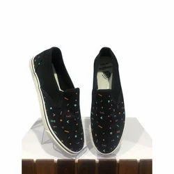 Fancy Ladies Canvas Shoe