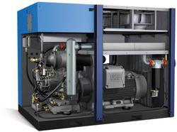 Oil Less Screw Compressors