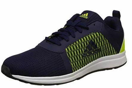 adidas erdiga blu, scarpe da corsa (freschi / mrp 3999) rs