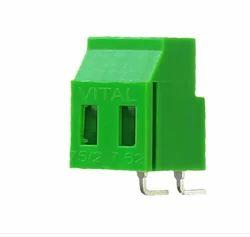 Series 762 Right Angle 2 Pin