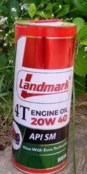 Landmark Metal Tin