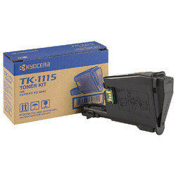 TK-1115  Kyocera Black Toner Cartridge