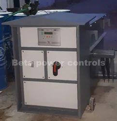 Three Phase 100 Kva Industrial Outdoor Model Servo Voltage Stabilizer, 400v, 310v - 480v