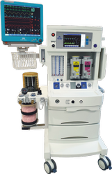 Meditec England Neptune Plus Anaesthesia Workstation with Modular Patient Monitor