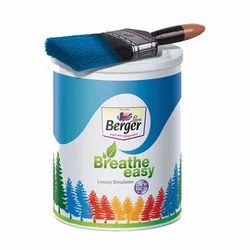 Berger Breathe Easy Paint, Pack Size: 1 Litre