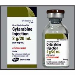 Cytarabine Injection, Dose: 2 g/20 mL