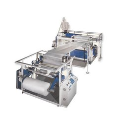 Bubble Sheet Making Machine For Packaging