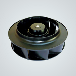 Backward Curved Fan - 400 m3/hr - 235 CFM (Model BC190-2E-S1)