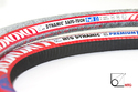 Black And White Fully Conductive Pfa Chemical Hose, Size: 1/2 And 3/4 Inch