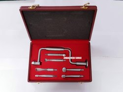 Cranial Manual Drill Set Neuro Skull Surgery Surgical Instrument with Box SS