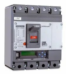 Moulded Case Circuit Breakers in Ahmedabad, मोल्डेड