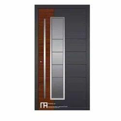 Decorative Office Door