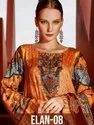 Deepsy Elan Vol-8 Pakistani Style Dress Material Catalogs