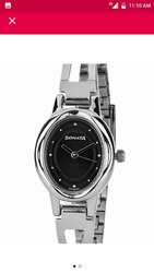Sonata Silver Analog Ladies Watch