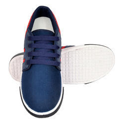 Ajeraa Men Blue Canvas Shoes, Size: 6-10
