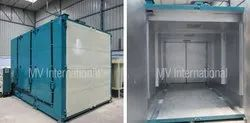 Post Curing Oven for Silicone Rubber