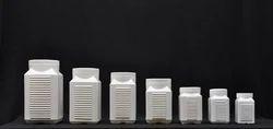 RIB Plastic Jars