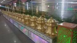 Chennai Light table catering service buffet set