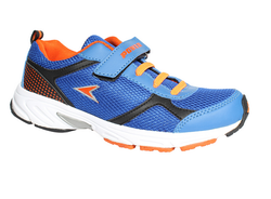 Power Blue Sports Shoes For Boys