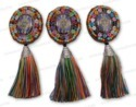 Fancy Buttons With Tassels