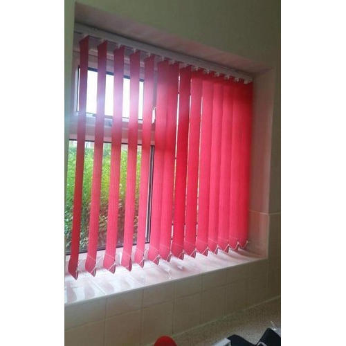 PVC Plain Stylish Window Blinds