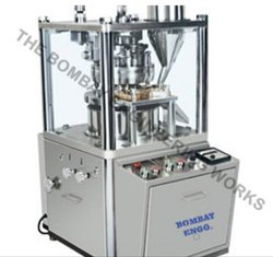 Stainless Steel Tablet Press Machine