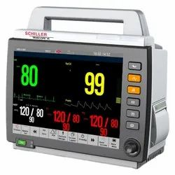 SCHILLER TRUSCOPE III Patient Monitor, Display Size: 12.1 Inch, LCD