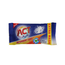 Act Plus Detergent Cake