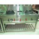 Silver Stainless Steel Steel Chinese Range