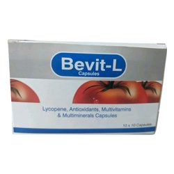 Bevit L Capsules, Packaging Type: Box