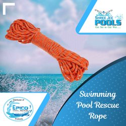 Swimming Pool Rescue Rope