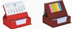Cube Pad Table Calendar with Sticky Notes