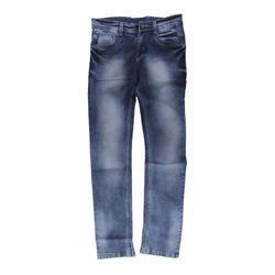 Dobby Denim Jeans