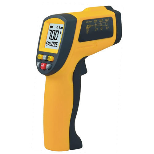 Digital Pyrometer, For Industrial, Rs 5000 /piece Comtech Engineers &  Consultants (p) Ltd. | ID: 8015218533
