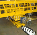 Canal Paving Machine Spare Parts