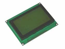 Graphic LCD display 128 x 64 Green - RG12864