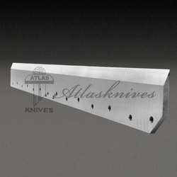 Silver Steel 106 Senator Machine Blade, For Industrial