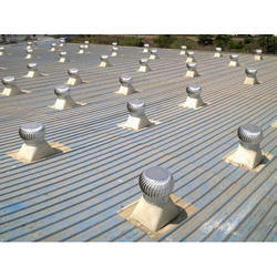 Roof Top Turbine Ventilators