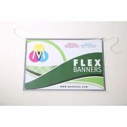Printed Nylon Star Flex Poster Film printing