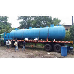 Packaged Sewage Treatment Plant