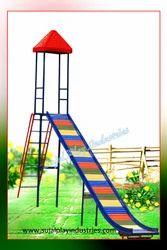Roller Slide with Roof