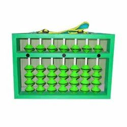 Green 7 Rod Master Abacus