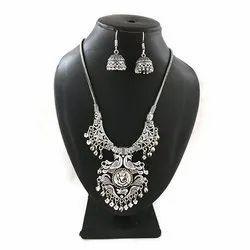 German Silver Necklaces Set