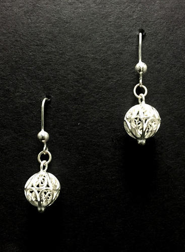 a7220c75cc200 Silver Drop Earrings
