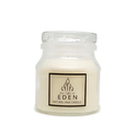 Soy Wax Decor Glass Cap Cylindrical Candle