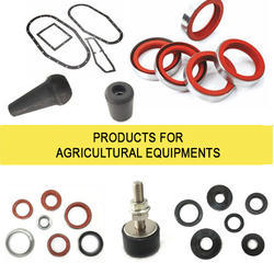 Agricultural Equipments Rubber Products