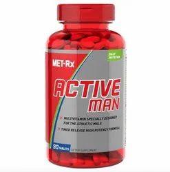 MetRx Active Man