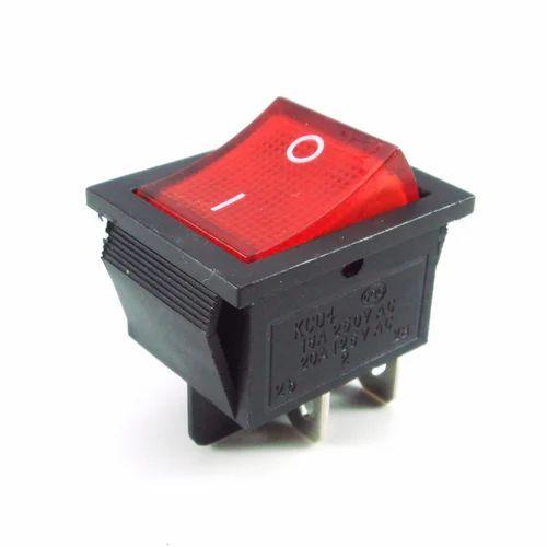 Rocker Switches, Rs 30 /piece Prakash Electricals | ID: 18589091455