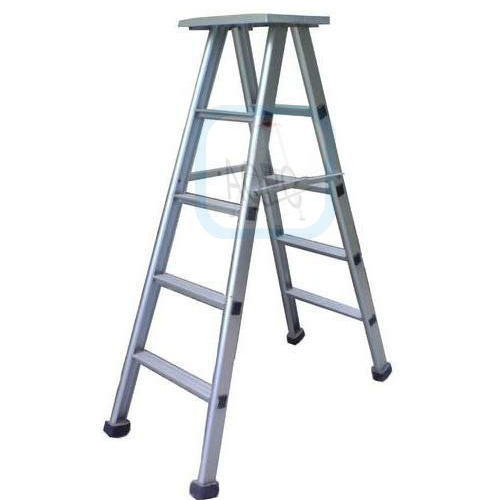 Aluminum Stool Ladder Aluminum Light Weight Auto Folding