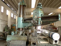 Floor Radial Drilling Machine